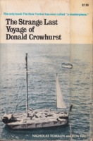 Book cover The Strange Last Voyage of Donald Crowhurst